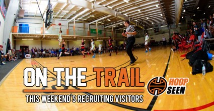 Florida, Clemson, Texas, and Colorado among those with a heavy list of visitors found in this weeks' On the Trail.