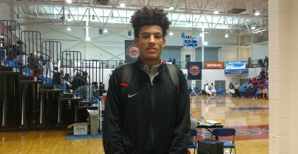 Jake Forrester shows out at the NHSHF and thanks to his performance, ends up landing an Indiana offer.