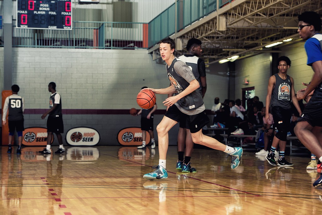 4-Star SG Alex O'Connell commits to Duke | Underdog Sports