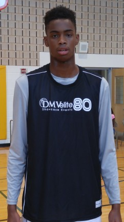 WVU to host Isaiah Mucius.